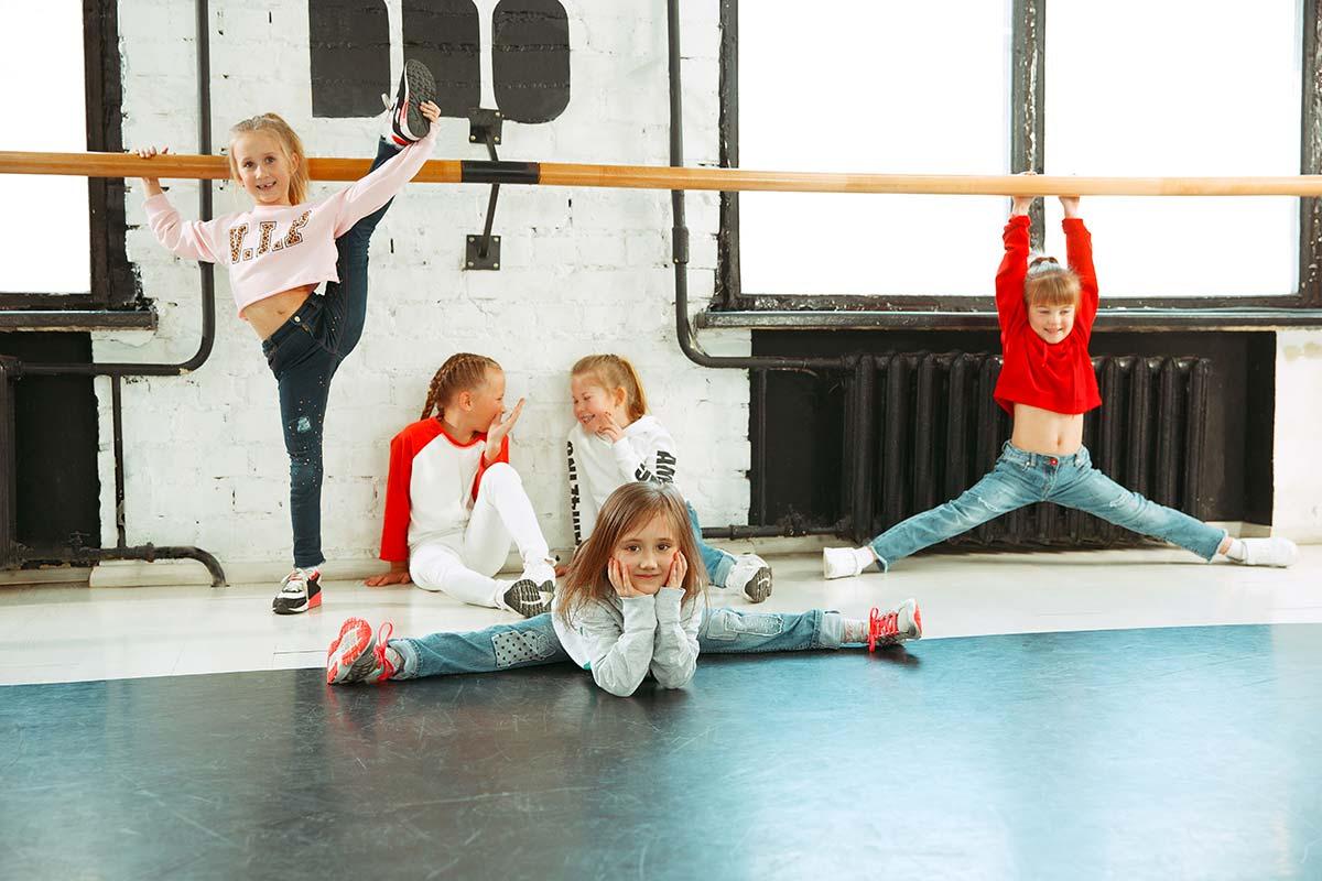 Extraescolar Danza moderna