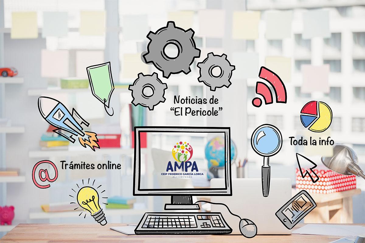 Nueva Web del AMPA