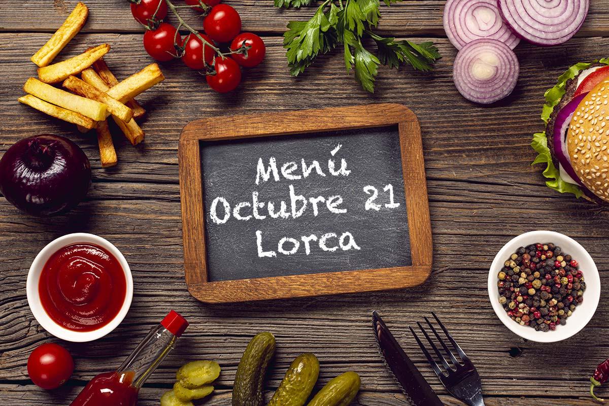 menú comedor escolar - Locar Alcobendas